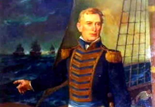 Almirante Brown: Con vocación de servicio – Gaceta Marinera