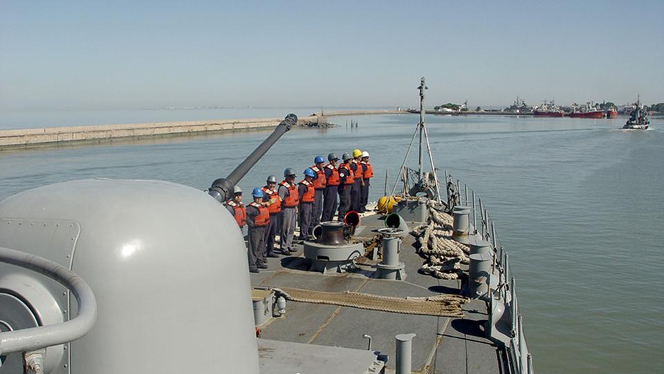 FORO BASE NAVAL - Corbetas Clase MEKO 140 - Marina de Guerra ...