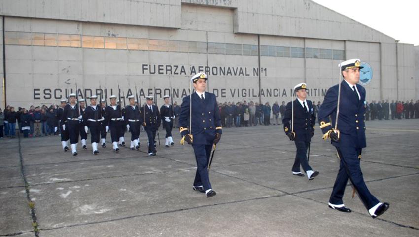 La Base Aeronaval Punta Indio Conmemor U00f3 El D U00eda De La