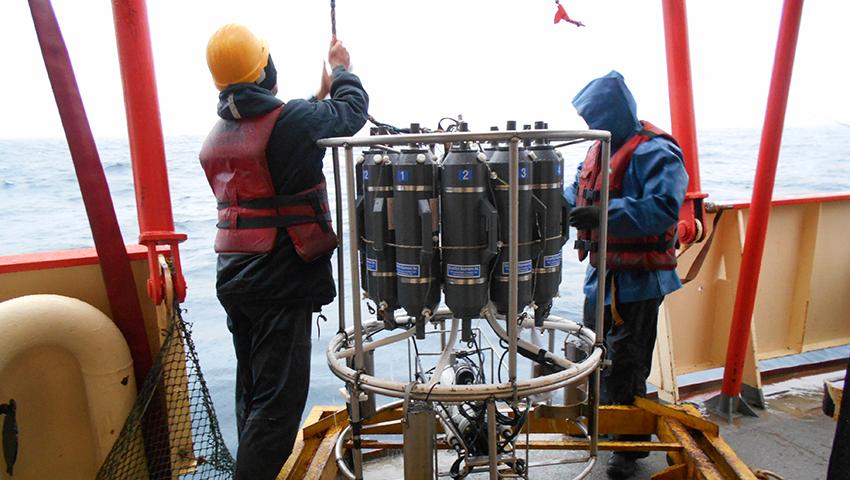 """El buque oceanográfico ARA """"Puerto Deseado"""" inicia una nueva campaña  científica – Gaceta Marinera"""