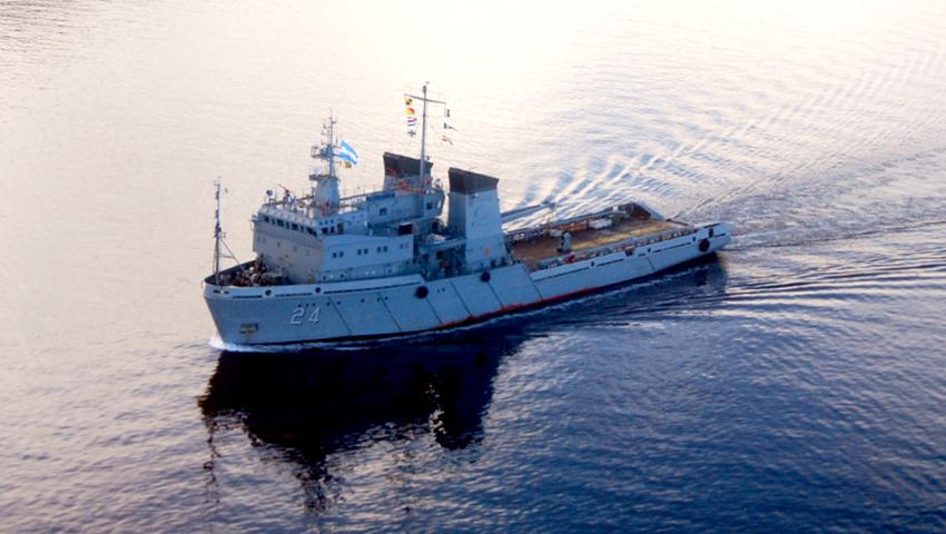 Resultado de imagen para ARA aviso Islas Malvinas
