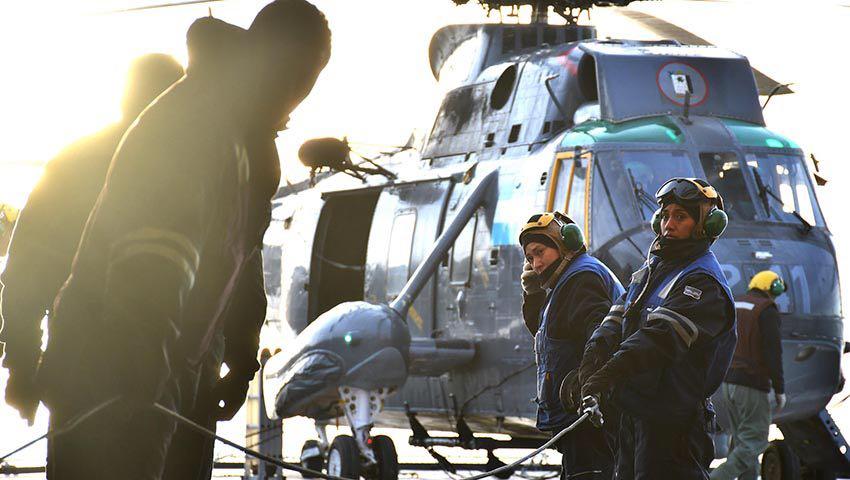 Los Sea King en su regreso a la Antártida 05-03-18__cav_SeaKing_01