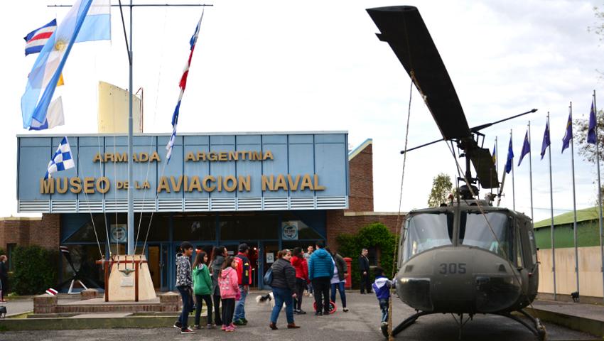 Los Museos De La Armada Argentina Abrir U00e1n Sus Puertas