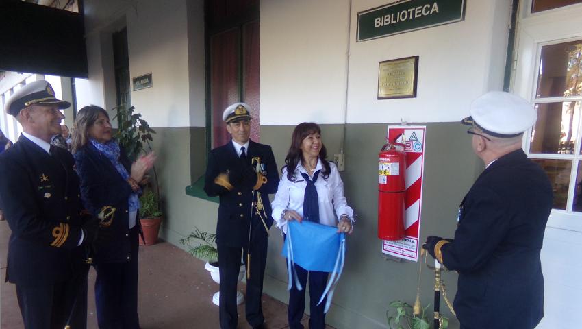 Se Realiz U00f3 El Acto Por El D U00eda De La Armada Argentina En El