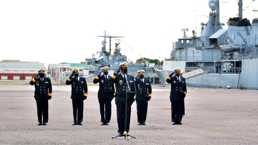 Reconocimiento a los Veteranos de la Gesta de Malvinas