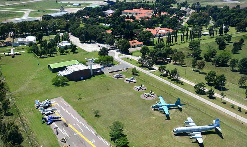 82 años de la Base Aeronaval Comandante Espora