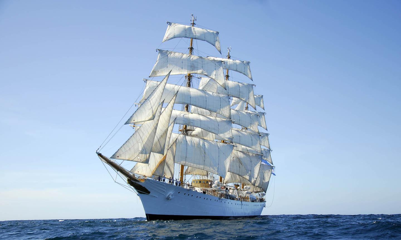 """Fragata ARA """"Libertad"""": 58 años surcando los mares del mundo"""