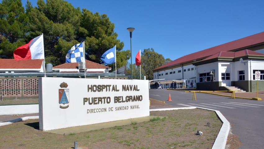 121 años de la inauguración del Hospital Naval Puerto Belgrano